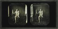 Visualizza Sitzender Akt mit Statuette, Frankreich anteprime su