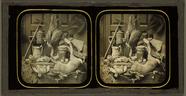 Visualizza Scenes in Our Larder (Onions), Jagdstillleben… anteprime su