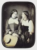 Miniaturansicht Vorschau von Zwei Frauen aus der Westschweiz. Die zwei Fra…