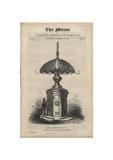 Stručný náhled M. Daguerre's Process of Engraving