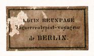 Visualizza Etikett von Louis Reunpagé anteprime su