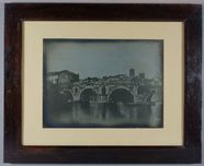 Visualizza View of Rome showing the Ponte Rotto from nea… anteprime su