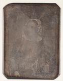Visualizza Die Abbildung zeigt die sitzende Frau Unbehag… anteprime su