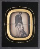 Miniaturansicht Vorschau von Porträt eines unbekannten Herrn, ganzfigurig,…