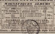 "Visualizza Advertisement in ""Journal des Débats"" of Dece… anteprime su"