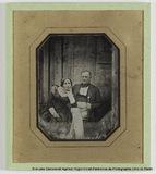 Thumbnail preview of Portrait d'Aline Musset, épouse Bally et de s…