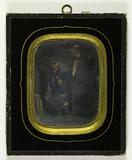 Visualizza Portrett av to menn tilknyttet den trønderske… anteprime su