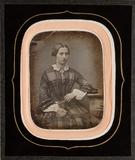 Miniaturansicht Vorschau von Wilhelmine Burmester (1820-1910), 1853