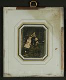 Forhåndsvisning av Clementine Krone mit den ersten beiden Kinder…