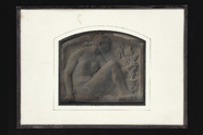 Visualizza Image of a bas-relief, depicting a naked woma… anteprime su