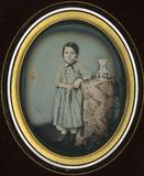Visualizza Portrait d'une fillette anteprime su