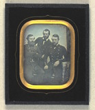 Thumbnail preview of Group portrait of unidentified men