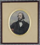 Visualizza Hand-coloured daguerreotype with gilt highlig… anteprime su