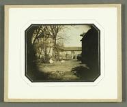 Miniaturansicht Vorschau von Zwei Männer mit Schubkarre, Chateau Montabert…