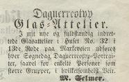 Thumbnail af Daguerreotyp Glas-Attelier