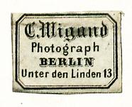 Visualizza Etikett von C. Wigand anteprime su