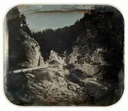 Stručný náhled Pont sur la Birse à la sortie des gorges de C…