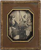 Visualizza Full length portrait of Carl Johann von Seidl… anteprime su