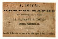 Visualizza Etikett von A. Duval anteprime su