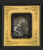Visualizza Portrett av Kitty L. Kielland sittende med Ty… anteprime su