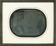 Visualizza Portrait de groupe devant la villa Beaulieu anteprime su