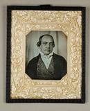 Thumbnail preview of Brustbildnis eines Herrn mit Stirnglatze, 184…