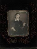 Visualizza Porträt einer Frau, 1855 anteprime su