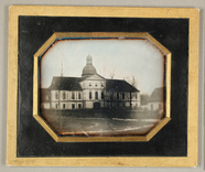 Prévisualisation de Barockes Landschloss, um 1841. Gleiche Papier… imagettes