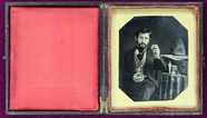 Thumbnail preview of Portrait of the Armenian antique dealer and c…