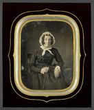 Visualizza Portrait de Marie Anne Thibaudeau anteprime su