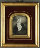 Visualizza Porträt einer alten Frau mit weißer Haube, de… anteprime su
