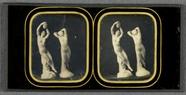 Visualizza Stilleven met twee (gipsen) figuren van naakt… anteprime su