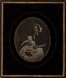 Prévisualisation de Emil Stelzner (1859-1905) mit der Kinderfrau … imagettes