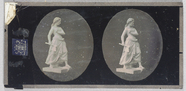 Thumbnail preview of Statue of a young woman, Jeanne Hachette, str…