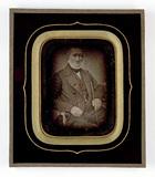 Visualizza Portrait d'un homme âgé avec une barbe blanch… anteprime su