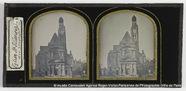 Visualizza Façade de l'église Saint-Etienne-du-Mont, pla… anteprime su