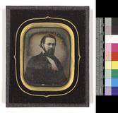 Thumbnail preview of Halbfiguriges Porträt von Rudolf Koller (1828…