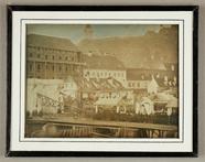 Visualizza Eröffnung der Kettenbrücke in Graz, 2. Novemb… anteprime su