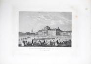 Visualizza Ecole Militaire et Champ de Mars, Paris. plan… anteprime su