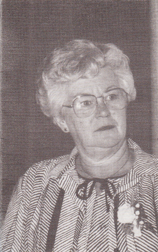 Anna Maria Aldenhuijsen