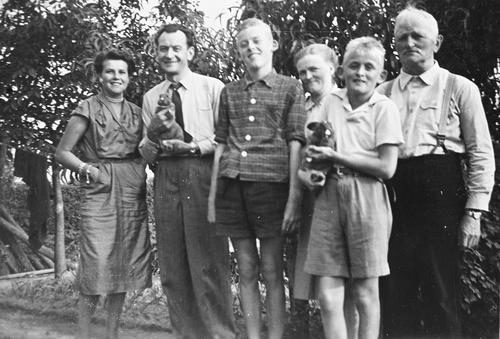 Familie Kroonenberg