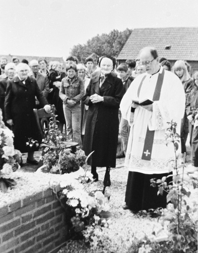 Inzegening kruis 1980