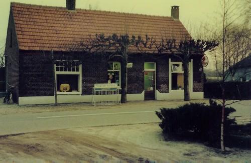Huis van kapper Bert Versteegen