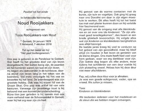 Noud Rooijakkers
