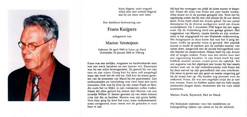 Frans Kuijpers
