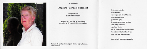Angeline Hogenelst