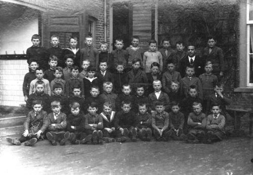 H. Hartschool klas 4 van J. Bastiaansen