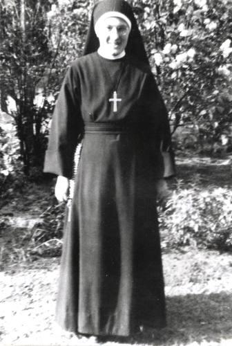 Graafmans, Engelina Elisabeth, zuster Angelina