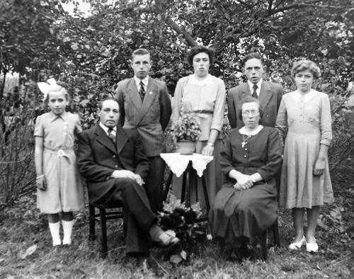 Familie Willem en Hanneke Aarts - Lucius