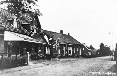 Café's van Aspert en ter Heert